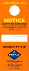 orange notice